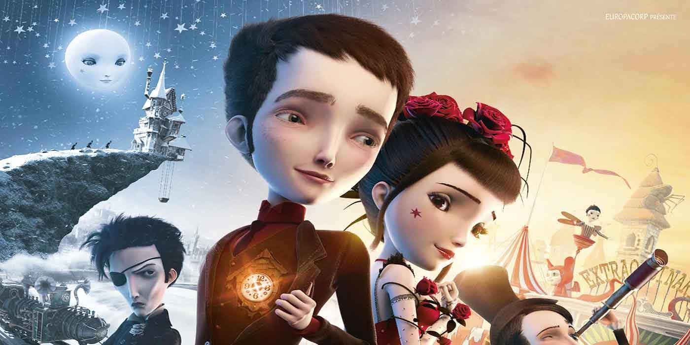 Jack et la mecanique du coeur critique cinema