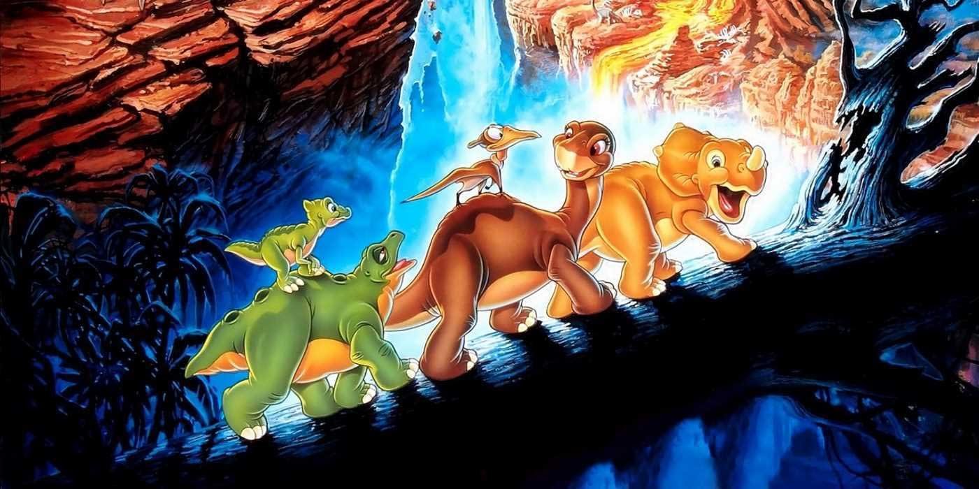 le-petit-dinosaure-et-la-vallee-des-merveilles-critique