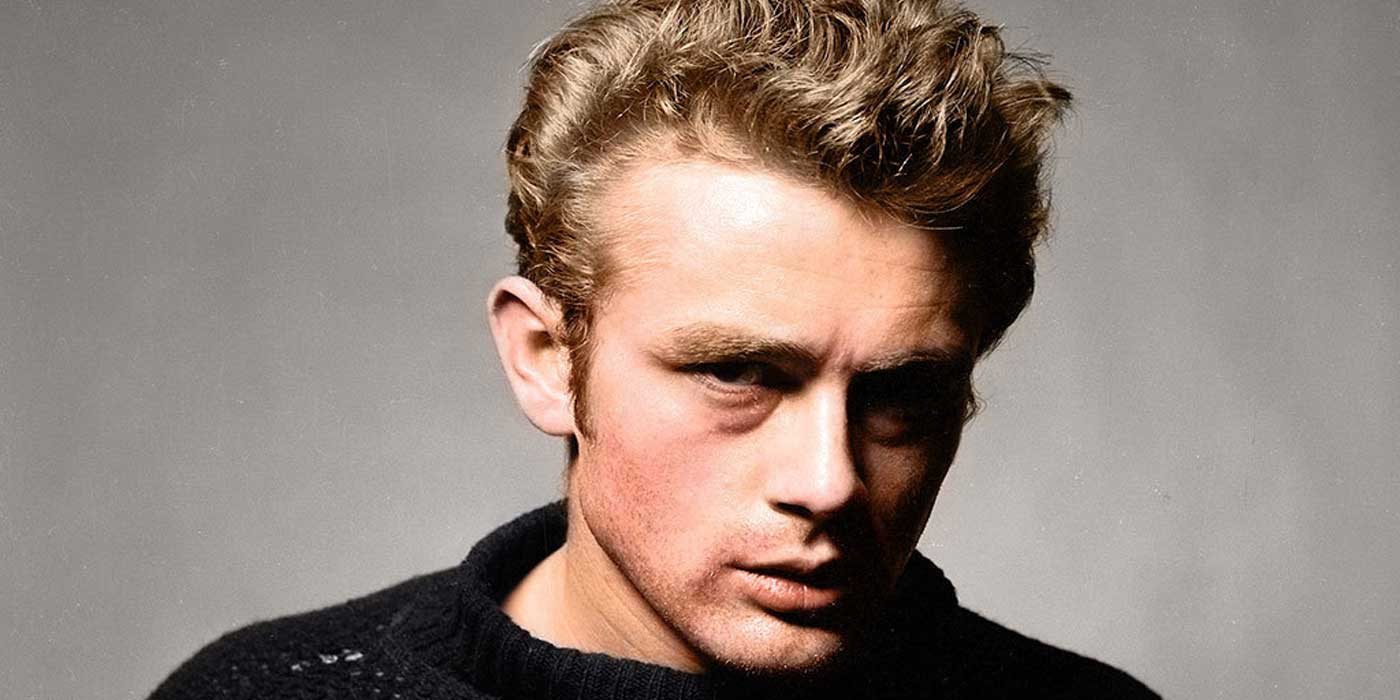James-Dean-Portrait