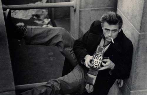 James-dean-photographe
