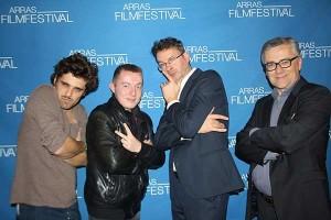 arrasfilm-festival-La-Vie-est-belge-equipe-film-Vincent-Bal-et-Pierre-De-Clercq