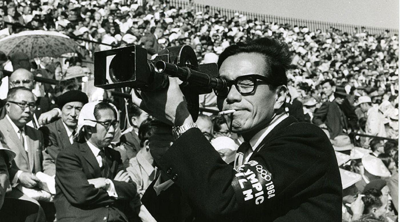 Kon-Ichikawa-film-documentaire-Tokyo- Olympiades-critique-cinema