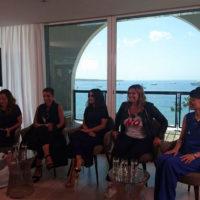 Talk-Women-in-motion-Lisa-Azuelos-Su-Mei-Thompson-Zainab-Salbi-Salma-Hayek-Pinault