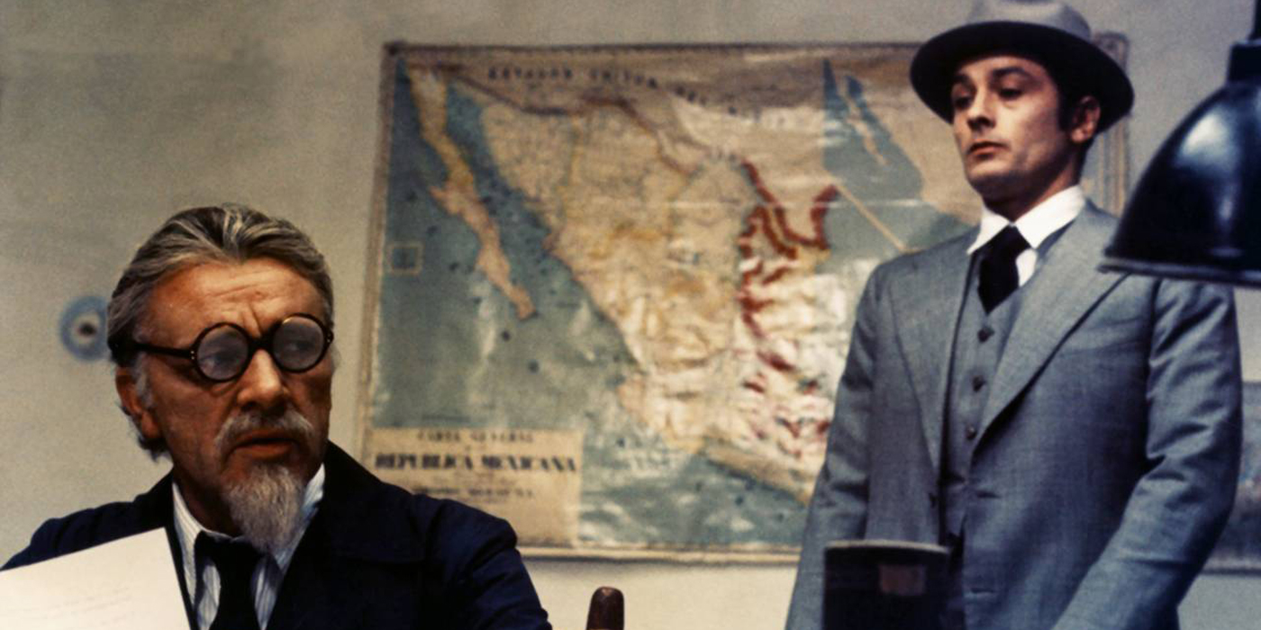 assassinat-de-trostsky-joseph-losey-film-critique