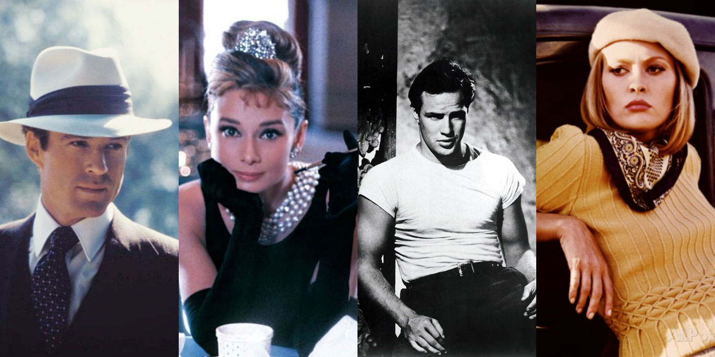 icone-mode-cinema-series-look-the-great-gatsby-bonnie-and-clyde-audrey-hepburn-marlon-brando