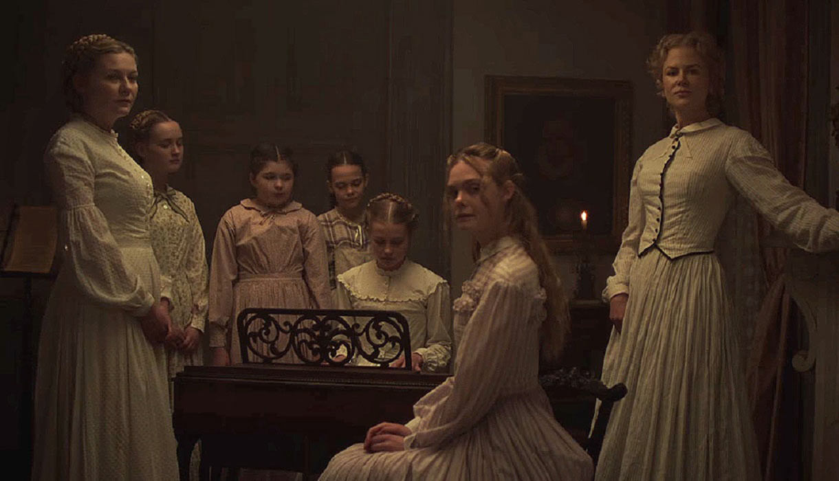 Cannes2017-les-proies-competition-officielle-The-Beguiled-film-sofia-coppolas-Nicole-Kidman-Kirsten-Dunst