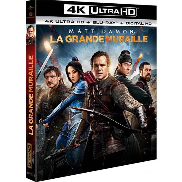 la-grande-muraille-sortie-DVD-matt-damon