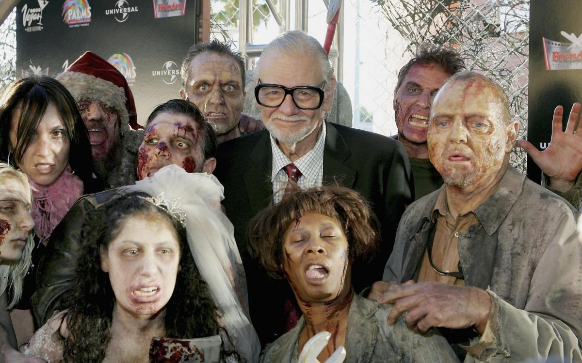 george-romero-matt-birman-road-of-the-dead-george-a-romero-projet-film-mort-zombies-saga