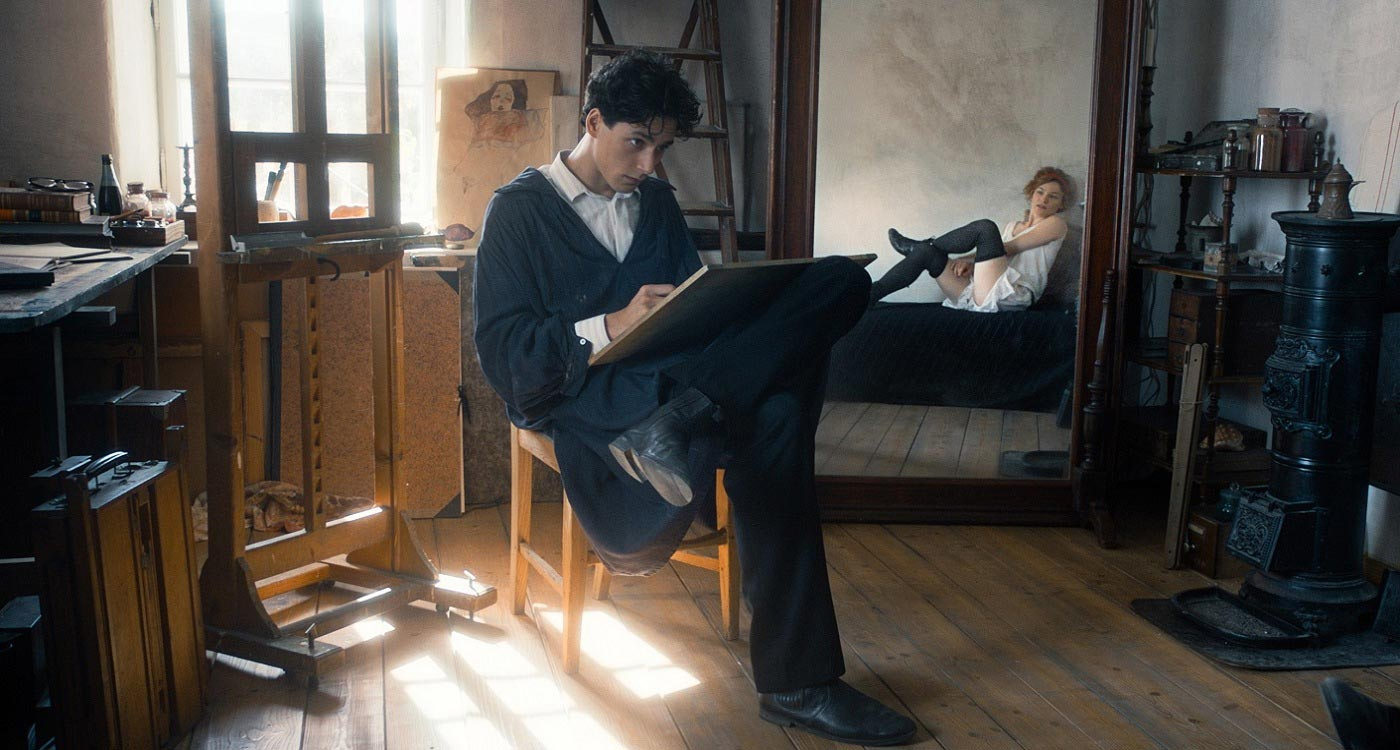 Egon-Shiele-Noah-Saavedra-film-Dieter-Berner-critique-cinema-review