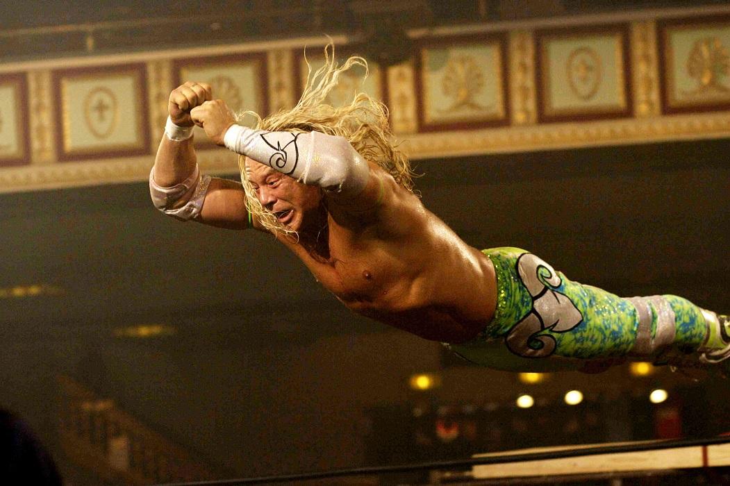 Critique The Wrestler : la déchéance d'un homme brisé