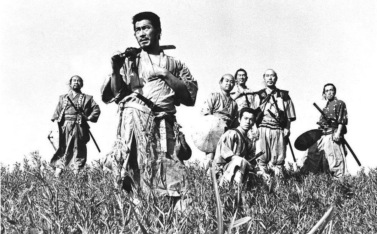 les-septs-samourais-Akira- Kurosawa-sortie-dvd-bluray
