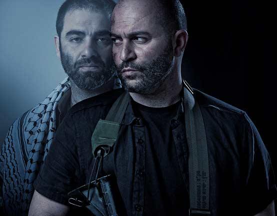 Fauda-serie-Lior- Raz-Hisham- Suliman-photo-Ohad-Romano