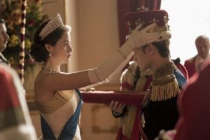 the-crown-saison-2-Matt-smith-claire-foy