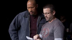 ric-roman-waugh-dwayne-johnson-infiltré-tournage