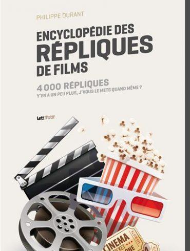 Encyclopedie-des-repliques-de-films-philippe-durant-livre-review
