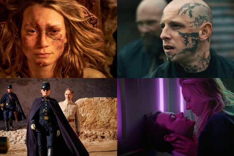 festival-deauville-2019-Heavy-avec-Sophie-Turner-skin-de-Guy-Nattiv-Judy-and-Punch-movie-Waiting-for-the-Barbarians-