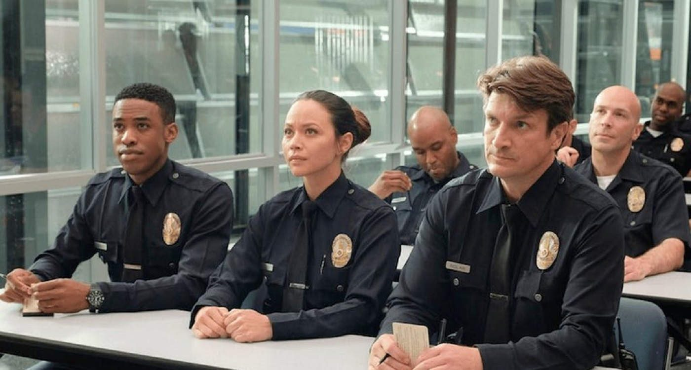the-rookie-nathan-fillion-critique-serie-saison-un