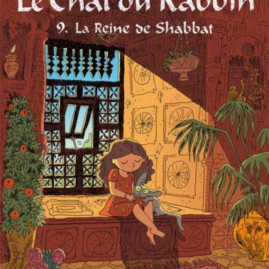 Joann-Sfar-bd-le-chat-du-rabbin-la-reine-de-shabbat