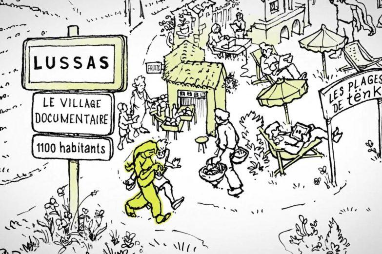 le-village-claire-simon