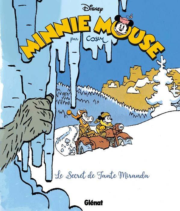Minnie-et-le-secret-de-Tante-Miranda-bd-Cosey-avis-disney