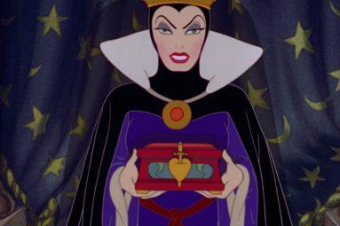 Reine-Blanche-Neige-la-figure-du-mal-Walt-Disney
