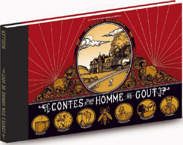 The-Mighty-Millborough-Contes-d-un-Homme-de-Gout-avis-livre-Christoph-Mueller