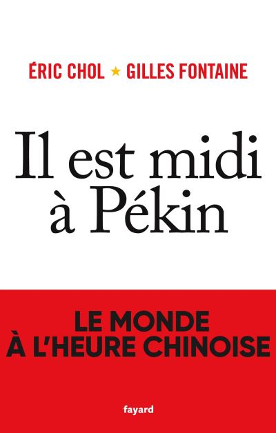 Il-est-midi-a-Pekin-critique-livre