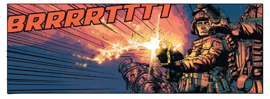 aliens-defiance-brian-wood-androide-drone-weyland-yutani-comic-books-androide-suspense-et-xenomorphe-copyright-vestron-dark-horse-comics