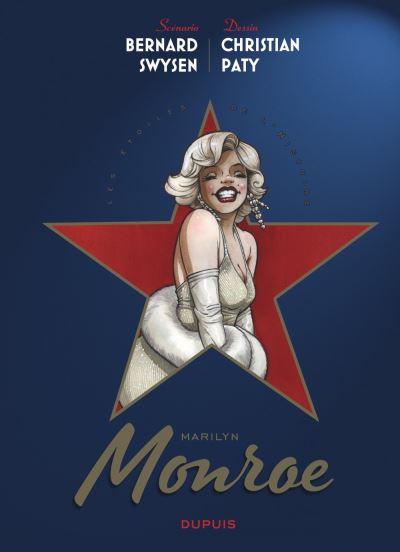 Les-etoiles-de-l-histoire-Marilyn-Monroe-critique-bd