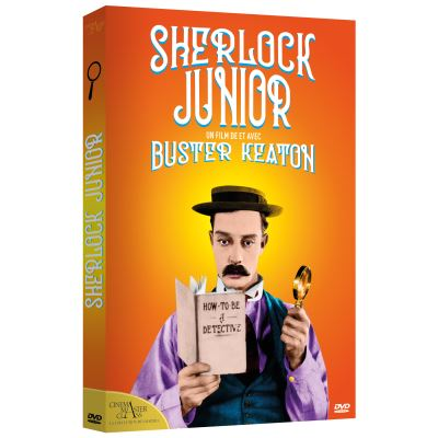 Sherlock-Junior-DVD-critique