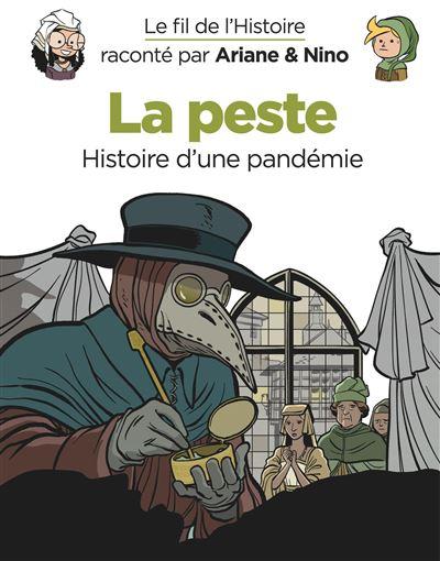 Le-fil-de-l-Histoire-raconte-par-Ariane-Nino-La-peste-critique-bd