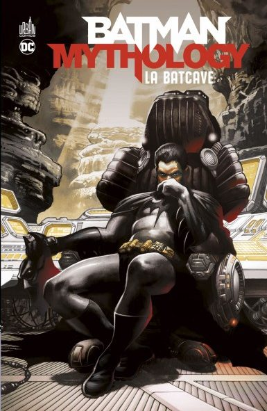 batman-mythology-la-batcave-critique-bd