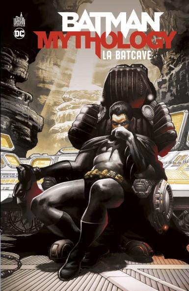 batman-mythology-la-batcave-critique-bd
