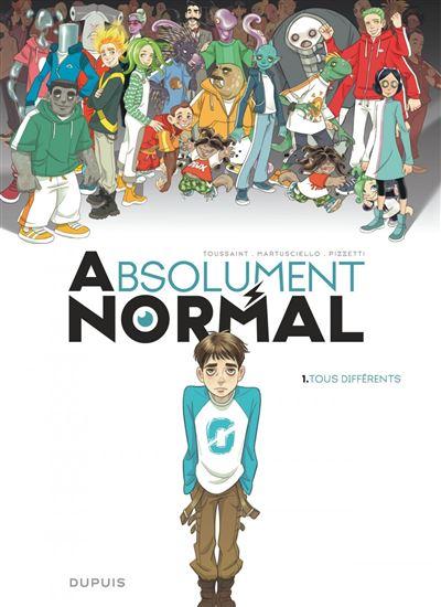 Absolument-Normal-Tous-differents-critique-bd