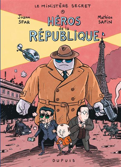 Le-Ministere-Secret-Heros-de-la-Republique-critique-bd