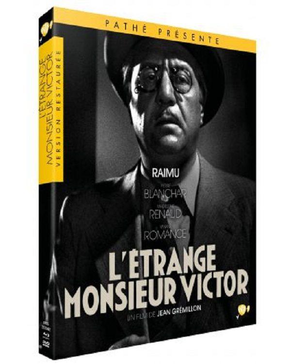 l-etrange-monsieur-victor-jean-grémillon-raimu-madeleine-renaud-sortie-dvd