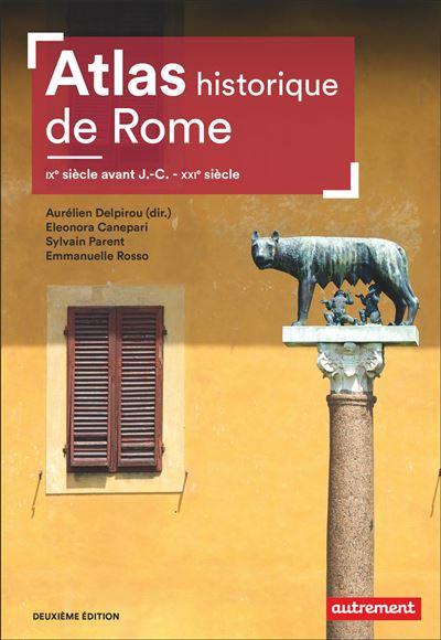 Atlas-historique-de-Rome-critique-livre