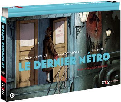 Le-Dernier-metro-Coffret-Ultra-Collector-Combo-Blu-ray-DVD-critique-bluray