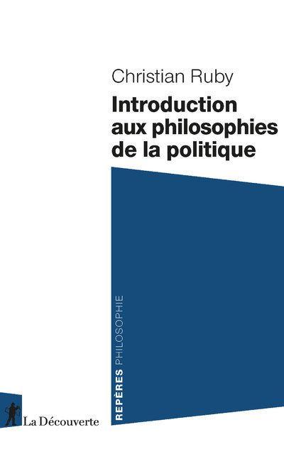 Introduction-aux-philosophies-de-la-politique-critique-livre