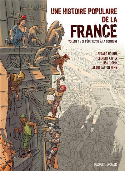 Une-Histoire-populaire-de-la-France-critique-bd